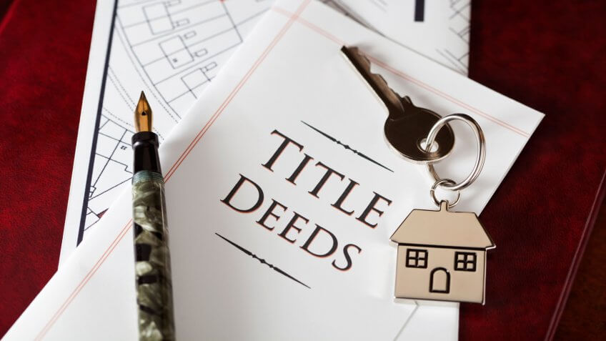 """""""Title Deeds show the ownership in addition to rights, obligations or mortgages on the property at the time of sale, purchase or transfer."""