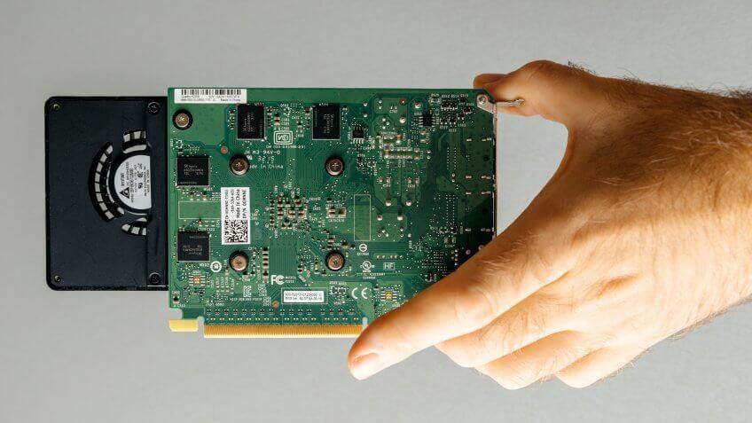 NVIDIA GPU video card
