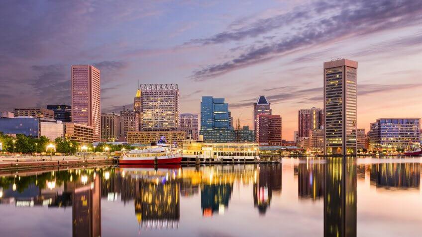Maryland Baltimore