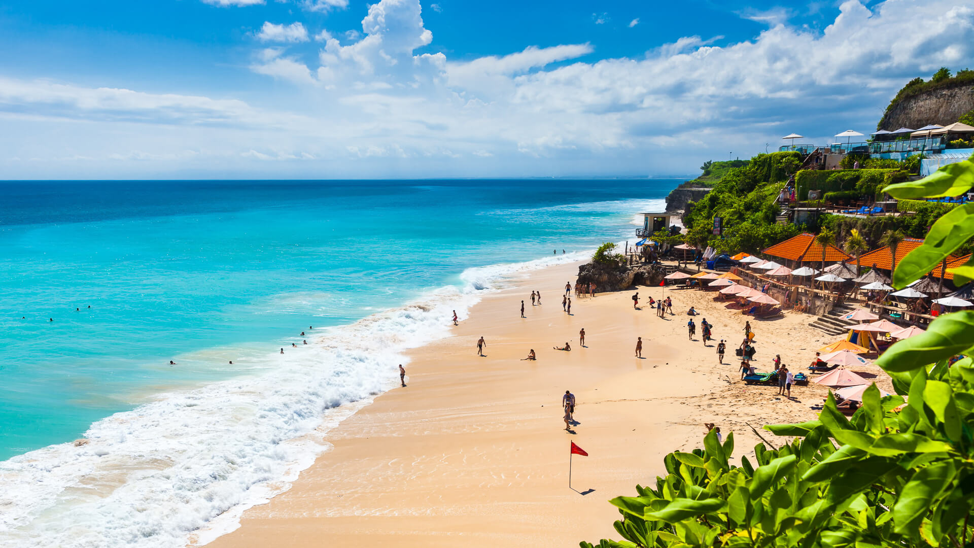Bali Indonesia exotic travel destination