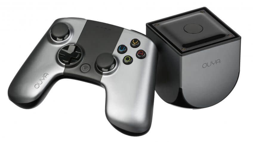 OUYA, crowdfunding, video game console