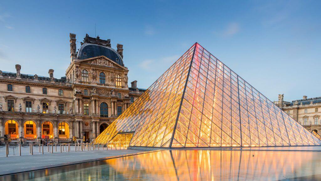 Louvre, Paris-France, paris