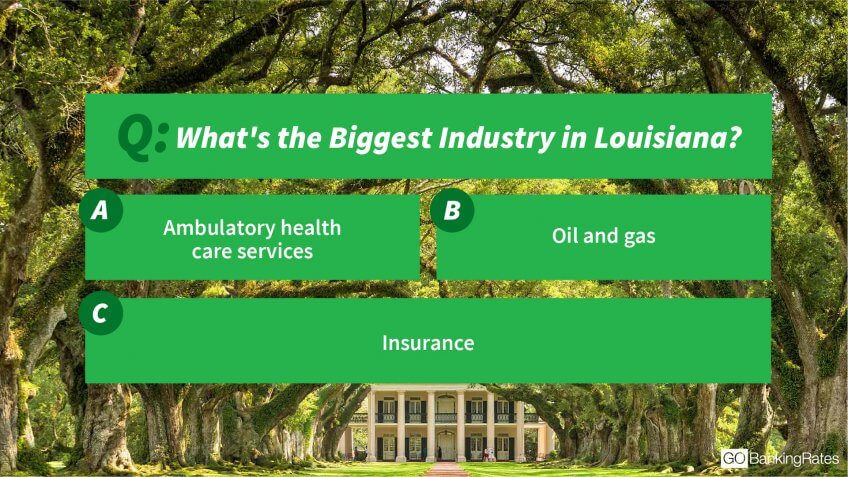 Louisiana industries