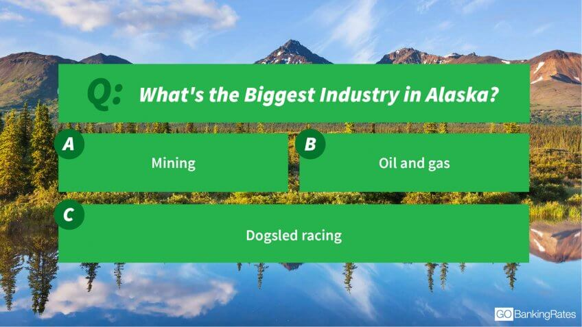 Alaska industries