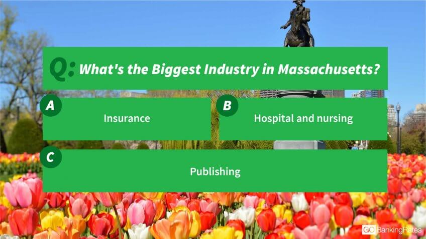 Massachusetts industries