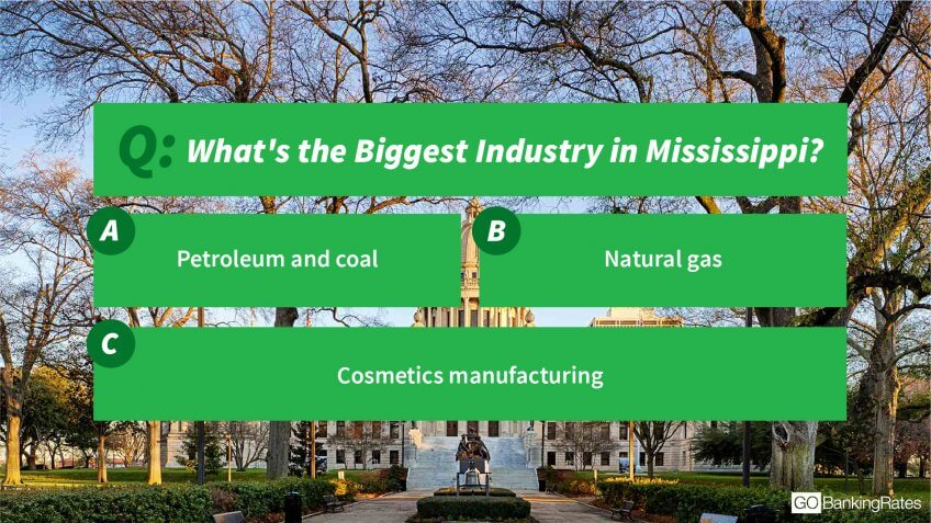 Mississippi industries
