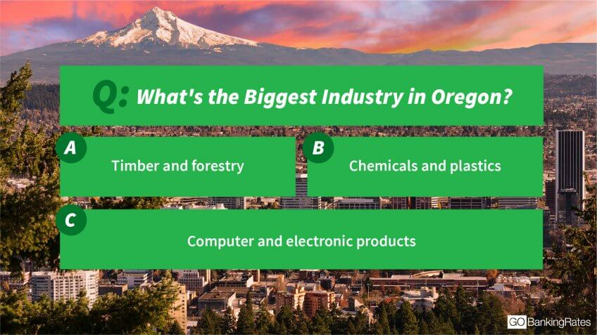 Oregon industries