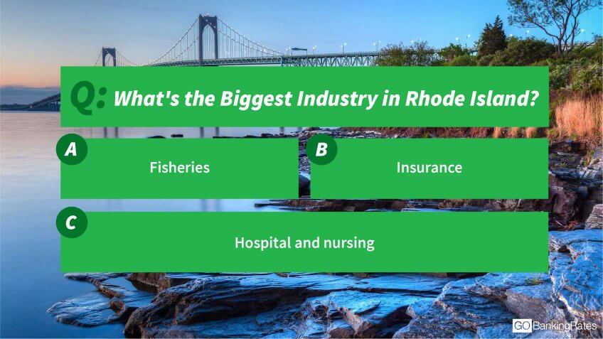 Rhode Island industries