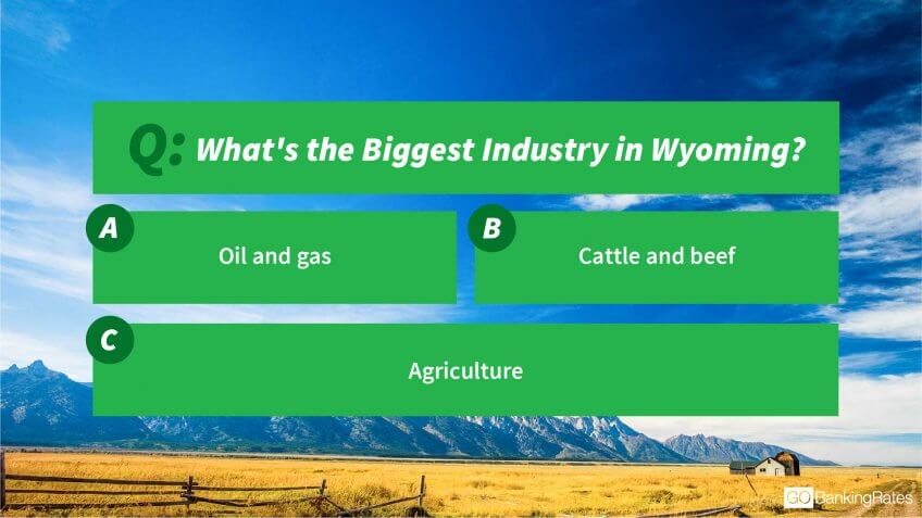 Wyoming industry