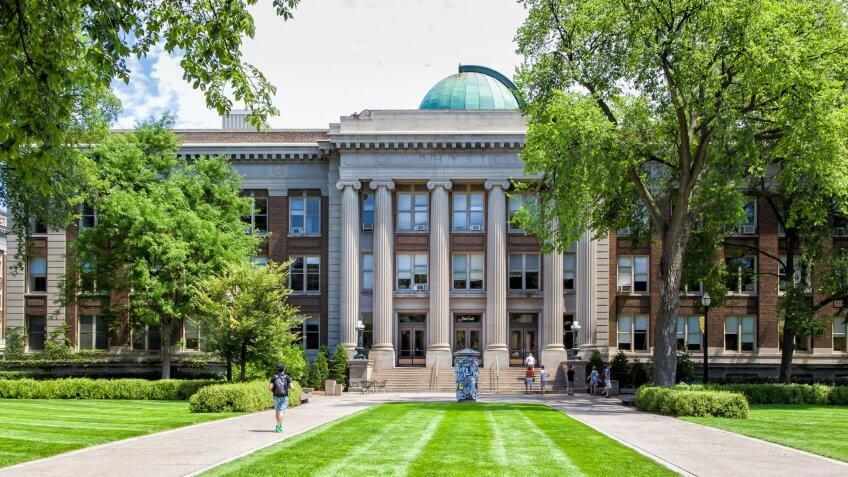 Ann-Arbor, University-of-Michigan