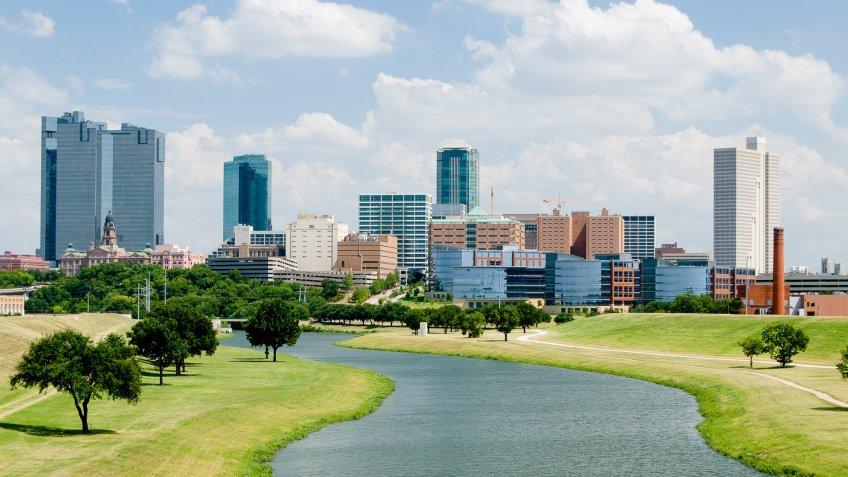 Fort-Worth-Texas