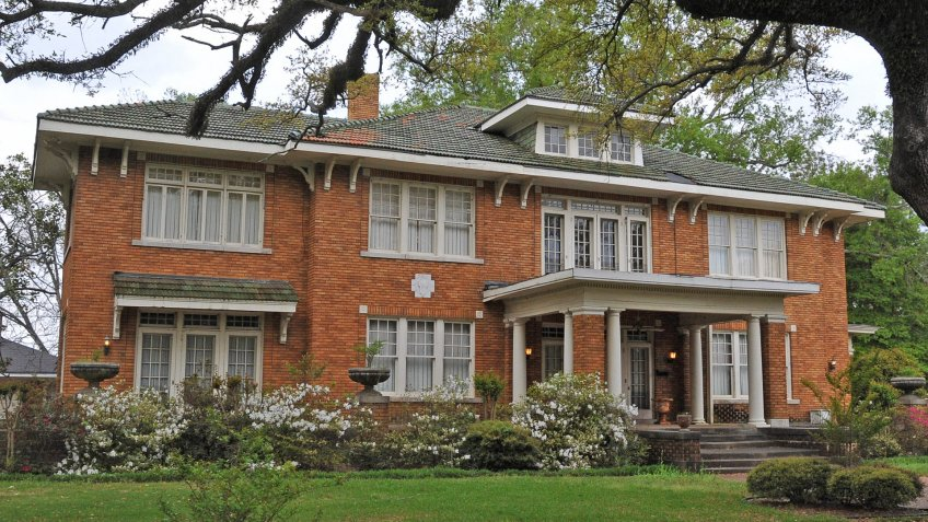 Mississippi home