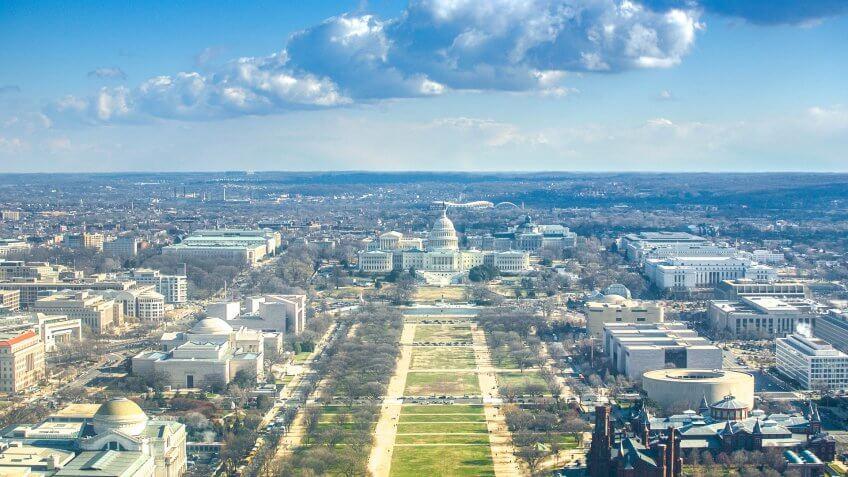 Washington DC District of Columbia