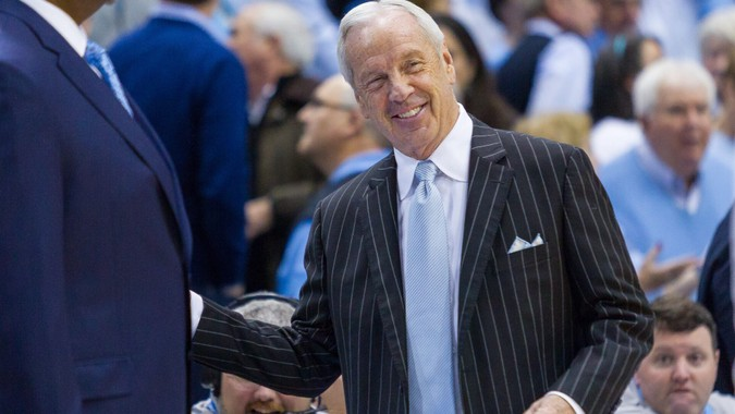 North Carolina — Roy Williams