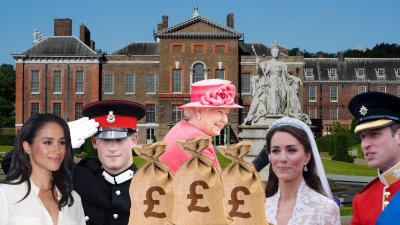 4 Surprising Facts About the British Royal Family's Money