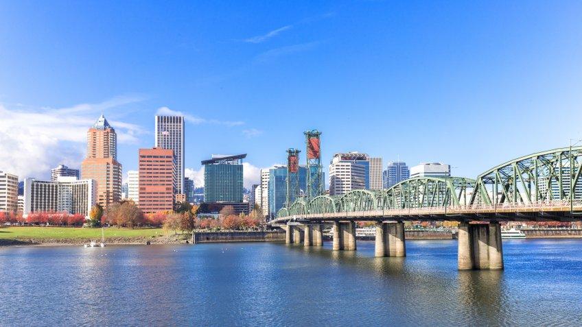 11716, Cities, Horizontal, Portland - Oregon, US, USA, United States, america