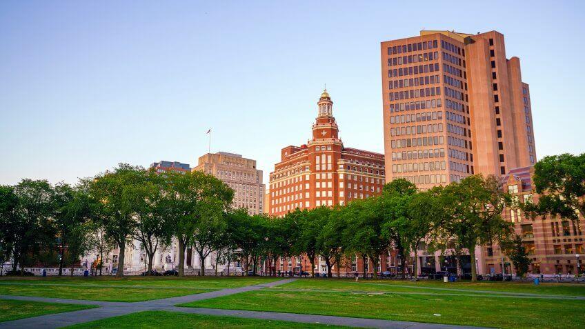 Connecticut New Haven