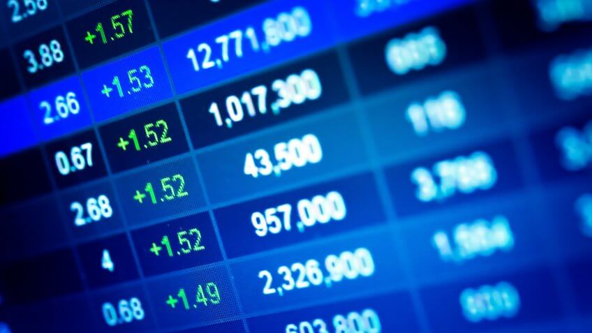 investing stocks financial