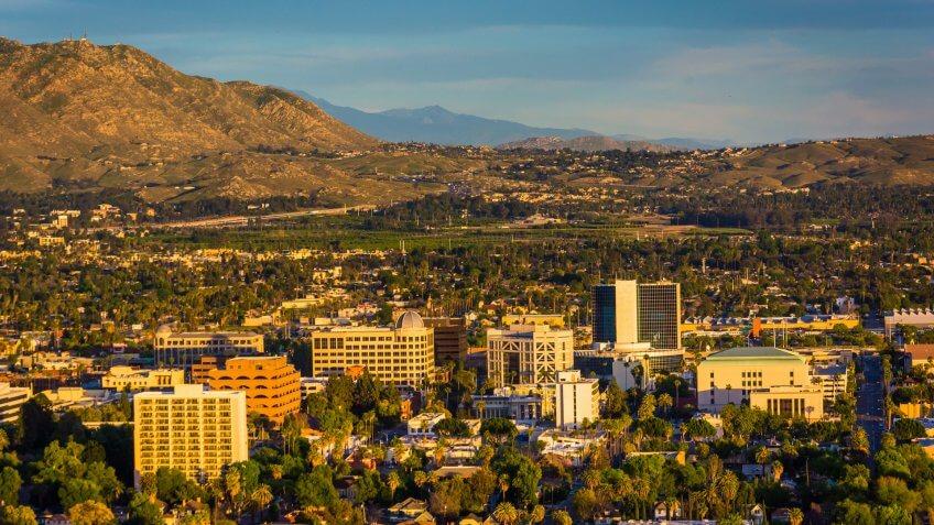 CALIFORNIA, Riverside