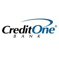 Credit One Bank 2018