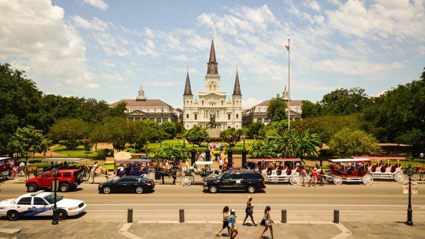 Louisiana, New Orleans
