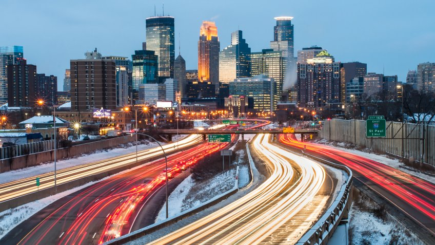 MINNESOTA, Minneapolis