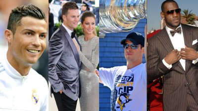 A Look at the World's Richest Athletes
