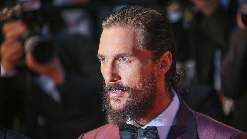 Alright, Alright, Alright: Here's Matthew McConaughey's Net Worth