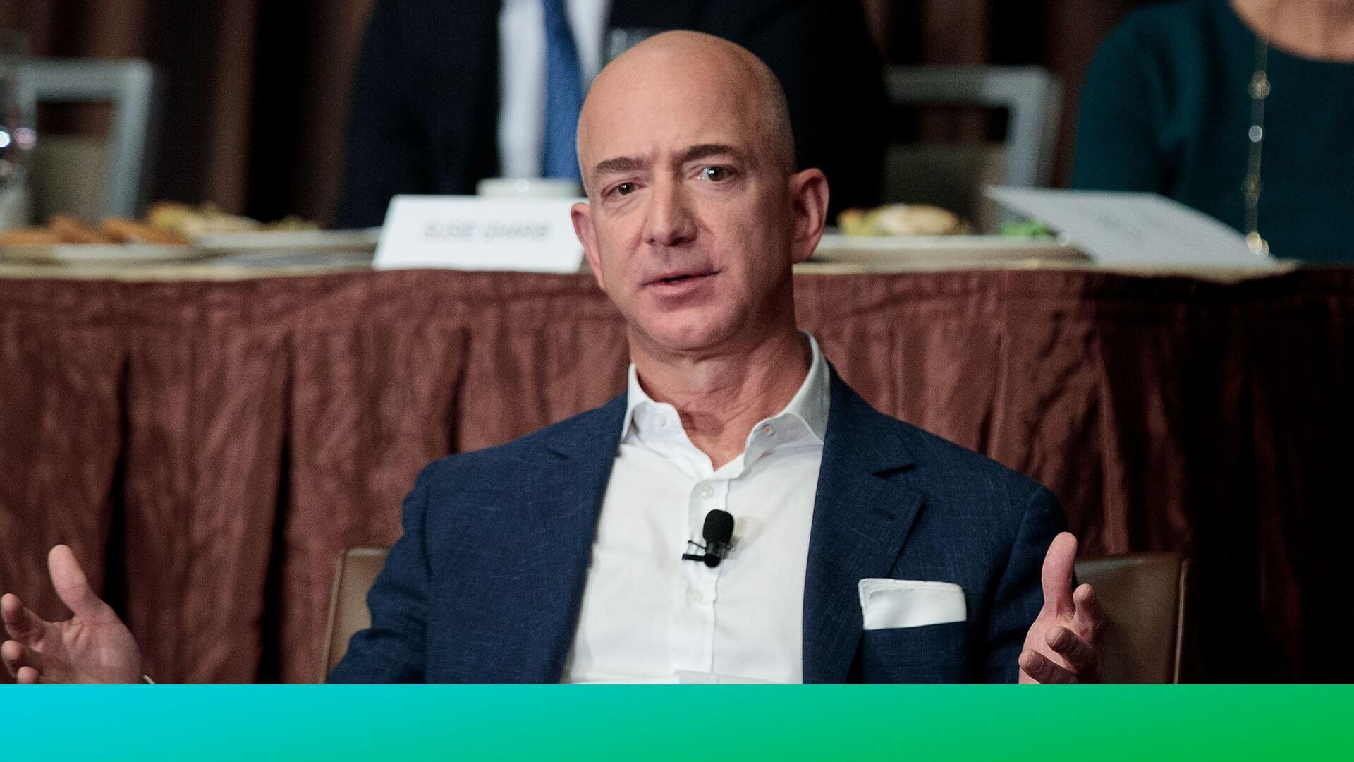 Amazon S Jeff Bezos Surges Past Bill Gates As World S Richest Person