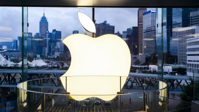 Apple stock soars as iPhone 8 release nears