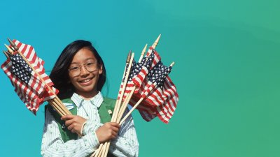 Backlash Against Girl Scouts' Involvement in Trump Inauguration