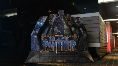 'Black Panther' Crosses $1 Billion Mark Over the Weekend