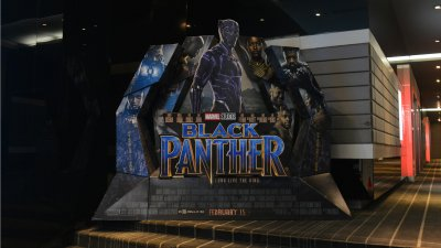 'Black Panther' Grosses Over $100 Million in Second Weekend