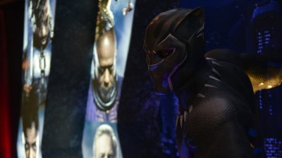 'Black Panther' On Track to Hit the $1 Billion Mark