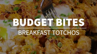 Budget Bites: Breakfast Totchos