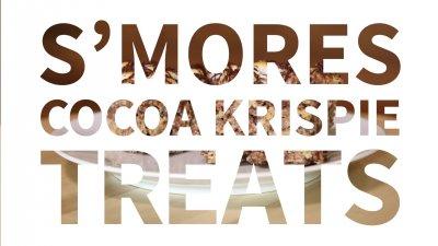 Budget Bites: Cocoa Krispie Treats