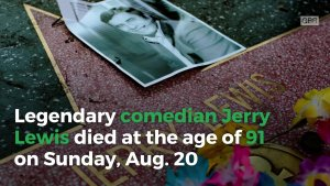 Comedian Jerry Lewis' Net Worth
