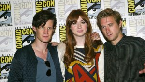 'Doctor Who': Matt Smith Net Worth Vs. Peter Capaldi Net Worth and More