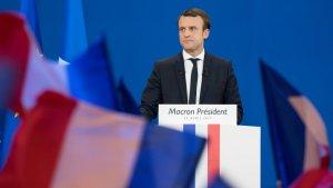 Emmanuel Macron spent $30,000 on makeup in three months