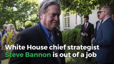 Ex-Trump Adviser Steve Bannon's Net Worth