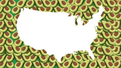 Here's How Much Avocados Cost Across America