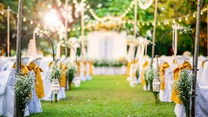 Here's How Much the Average Wedding Costs