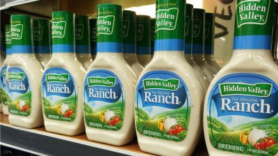 Hidden Valley Is Giving Away A $35,000 Bottle Of Ranch Dressing