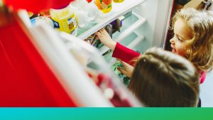 How Much It Costs to Stock the Average Family Refrigerator for a Year