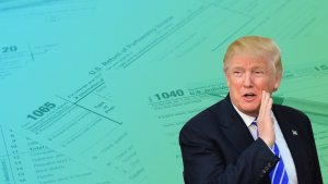 How President Trump's Tax Rate Stacks Up to His Predecessors'