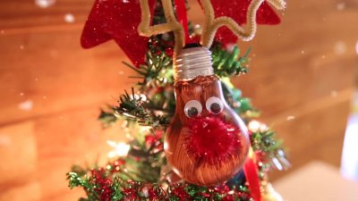 How to Make DIY Christmas Tree Ornaments