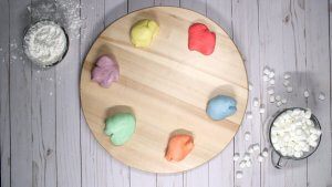 How to Make Edible Play Dough at Home for Cheap