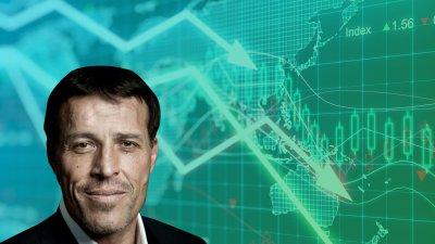 How to Prepare for the Next Recession With Tony Robbins