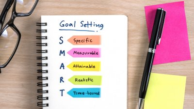 How to Set Career Goals You'll Actually Achieve