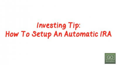 How to Set Up an Automatic IRA